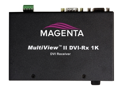tvONE showcases newly enhanced Magenta MultiView II DVI RX at InfoComm