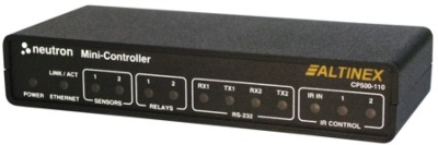 ALTINEX INTRODUCES CP500-110 MINI-CONTROLLER