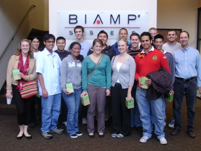 Biamp Systems Participates in InfoComm's AV Week