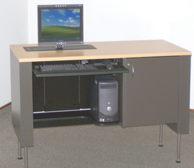 NOVA Solutions' Adjustable Height Lectern Provides Flexibility