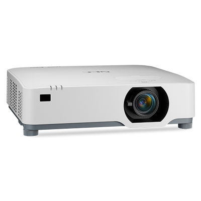 NEC Display Solutions Adds 6,000-Lumen, Ultra-Quiet Option to Popular P Series of Entry-Level Laser Projectors