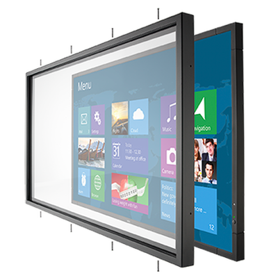 NEC DISPLAY TOUCH SCREEN OVERLAYS RECEIVE TAA-COMPLIANCE