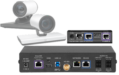 Vaddio Launches Codec Kits for Cisco and Polycom Codecs