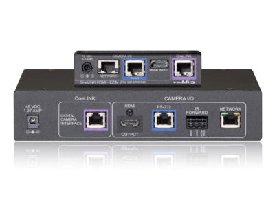 Vaddio™ New OneLINK™ HDMI for RoboSHOT HDMI and Third-Party Videoconferencing Cameras and Codecs – Now Shipping