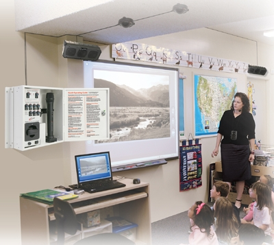 Poll Reflects Greater Reliance On Classroom Infrared System