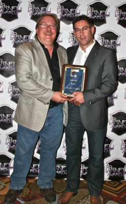 """MLA SYSTEM WINS COVETED PARNELLI """"IT"""" AWARD"""