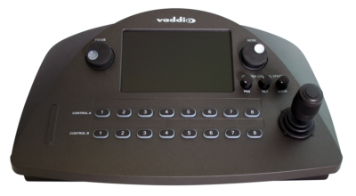 Vaddio Introduces The Next Generation of Enterprise Class Camera Controllers