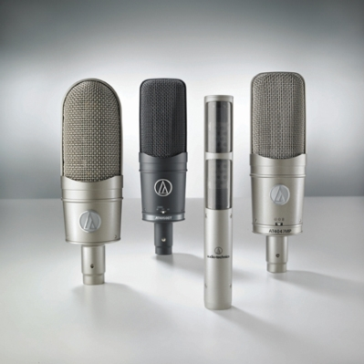 AUDIO-TECHNICA EXTENDS WARRANTY FOR ALL 40 SERIES MICROPHONES