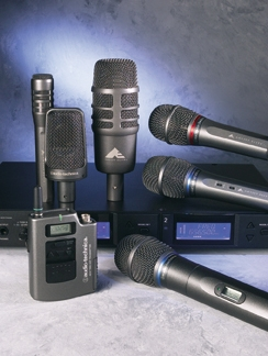 AUDIO-TECHNICA ANNOUNCES FIVE-YEAR WARRANTY FOR ARTIST ELITE® WIRED AND WIRELESS MICROPHONES