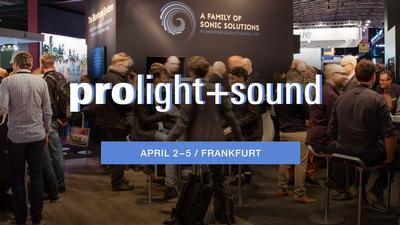Meyer Sound Brings Sonic Lounge and More to PL+S in Frankfurt