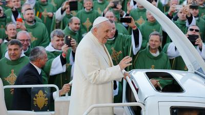 Meyer Sound LEO Family System Connects Pope Francis to Lithuanian Faithful at Open-Air Mass