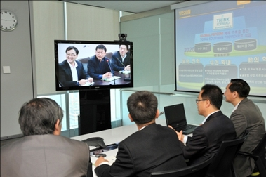 Polycom® RealPresence® Video Collaboration Solutions Help POSCO Engineering & Construction Accelerate Time-to-Market and Speed Decision Making