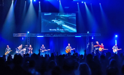 More than a House of Worship; Revolution Church creates an inspiring home for growing congregation