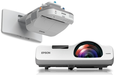 EPSON - New! Shipping March 2016 Powerlite® Projector & SMART Board® Interactive Whiteboard Systems