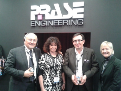 Prase Engineering Wins Award
