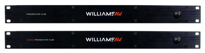 NEW from Williams AV: Presenter HUB and Audio Presenter HUB