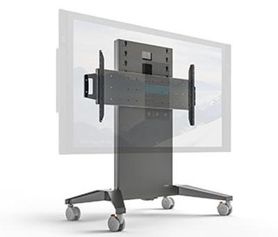 Salamander Designs Creates Two New Fixed Height, Mobile Display Stands