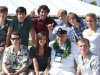 Shure Wireless Systems Help High School Students Preserve Stories of Pearl Harbor Survivors