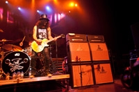 Shure Gear Proves its Mettle on Stage With Slash