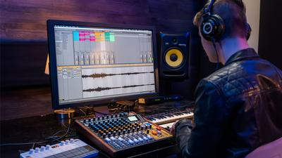 TASCAM Announces Model 12 Integrated Production Suite Designed for audio and multimedia creators, desktop production, live performance and more