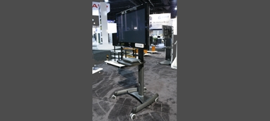 OMNIMOUNT ADDS HEAVY DUTY FLAT PANEL CART TO PROFESSIONAL LINE WITH THE LAUNCH OF THE PROHDCART
