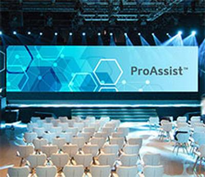 NEC Display Expands Cutting-Edge Software ProAssist to More Projectors