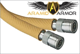 Aramid Armor - Stronger Than Steel