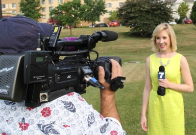 NEW JVC PROHD BROADCASTER SERVER, GY-HM890 CAMERAS HELP WDBJ7 EXPAND LIVE ENG REPORTS AND REDUCE OPERATIONAL COSTS