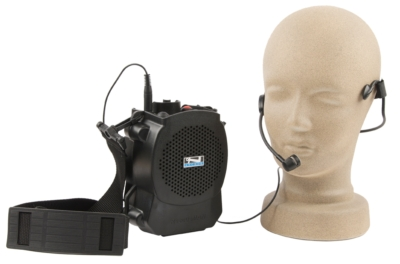 Anchor Audio Offers New Hands Free Option for the RescueMAN