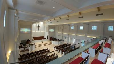 ICONYX is a Perfect Fit for Gulf Coast Church