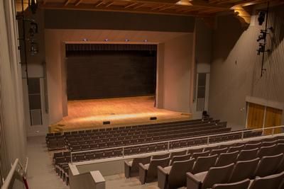 Historic St. John's University Theater Refreshed with IC Live