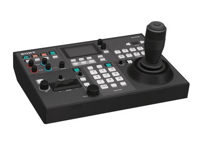 Sony's RM-IP500 Remote Controller Delivers Greater Flexibility and Easier Operation of PTZ Cameras for Lecture Capture and Event Production