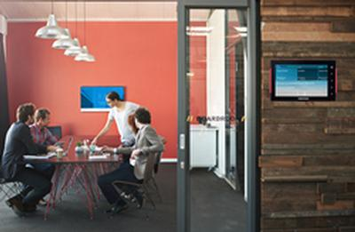 Crestron Room Scheduling Makes Locating and Booking Meeting Spaces Simple and Convenient