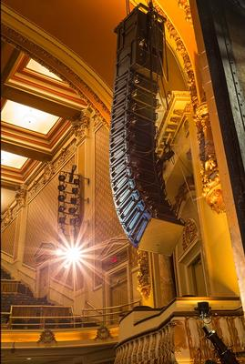 Meyer Sound LEOPARD Hits the Sweet Spot at Victoria's Royal Theatre