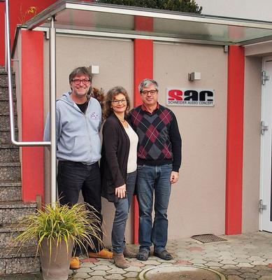 Community Partners with Schneider Audio Concept for Distribution in Austria