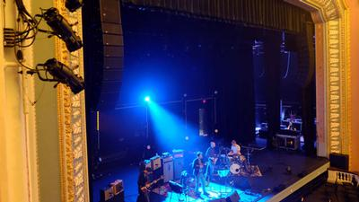 LEOPARD Leads Pack of Meyer Sound Systems Powering Savannah Music Festival