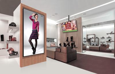 Sharp Expands Smart Signage Solutions With New 4K Ultra-HD Displays