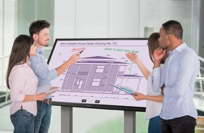 Sharp Launches Next Generation 4K Aquos Board® Interactive Display Systems