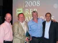 Shure Names 2008 Sales Representative of the Year