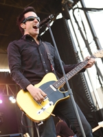 Richard Patrick, Filter Return to the Studio and Stage With Shure