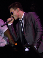 Jesse McCartney Used Shure Microphones on December Tour
