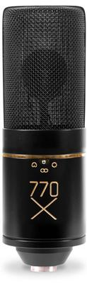 MXL Announces New 770X Multipattern Condenser Microphone Package, Optimized for Recording Vocals and Instruments