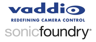 Vaddio Partners with Sonic Foundry to Develop New Integrated Technology Solutions for Higher Education