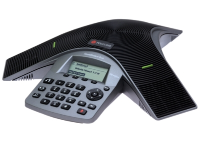 Polycom's Legendary SoundStation® Line Extended with New Dual-Mode Conference Phone that Future-Proofs Migration to VoIP