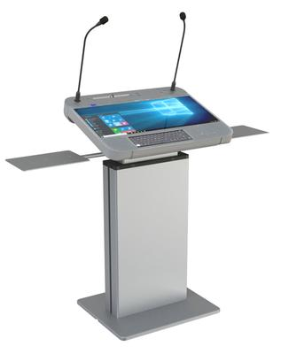 Intelligent Lectern Systems demonstrates new integrated lectern solution Synergy IM