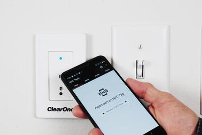 ClearOne Releases New Wall-Mount Bluetooth For Its Pro Audio Mixers