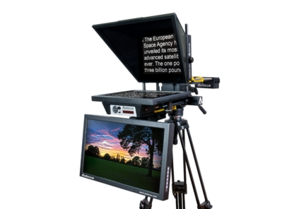 Autocue Features Affordable Local TV Workflow at BVE 2012
