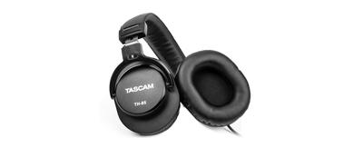 TASCAM Introduces TH-05 Monitoring Headphones