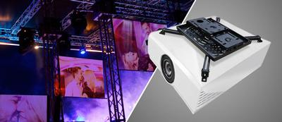 Premier Mounts - Now Available: Heavy Duty Universal Projector Mount to Support Up to 125 lb