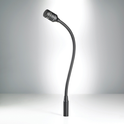 AUDIO-TECHNICA OFFERS THE U855QL CARDIOID DYNAMIC GOOSENECK MICROPHONE
